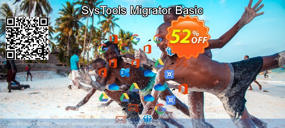 SysTools Migrator Basic coupon on National Bikini Day offering sales