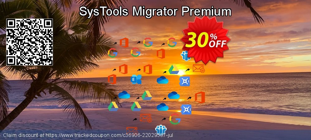 SysTools Migrator Premium coupon on National Bikini Day discounts
