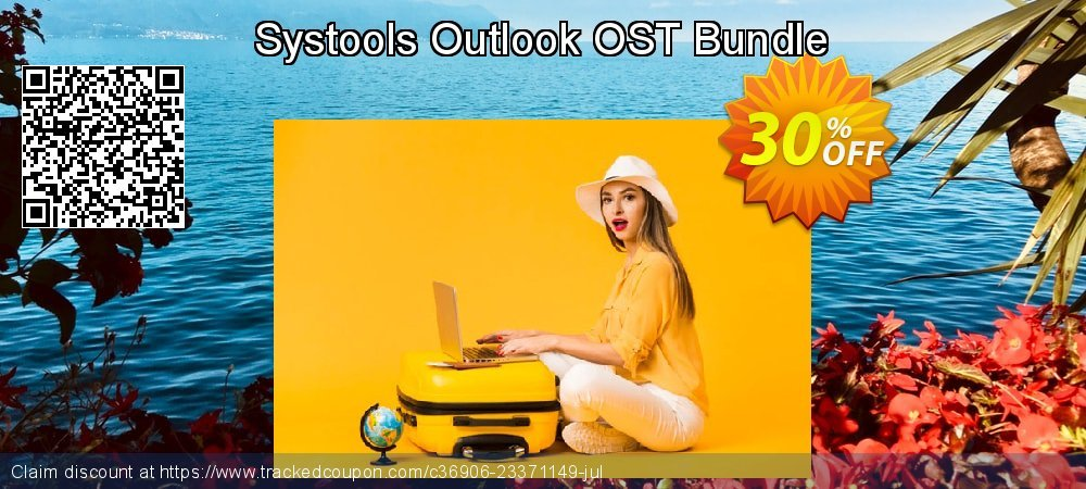 Systools Outlook OST Bundle coupon on New Year's Day promotions