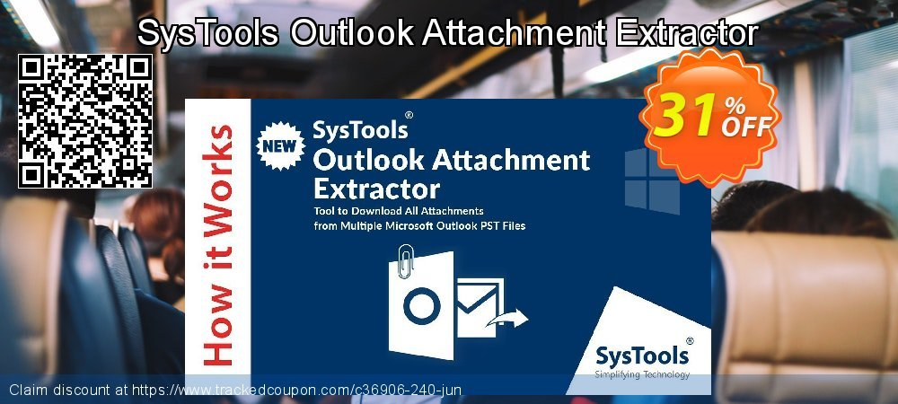 Claim 51% OFF SysTools Outlook Attachment Extractor Coupon discount September, 2020