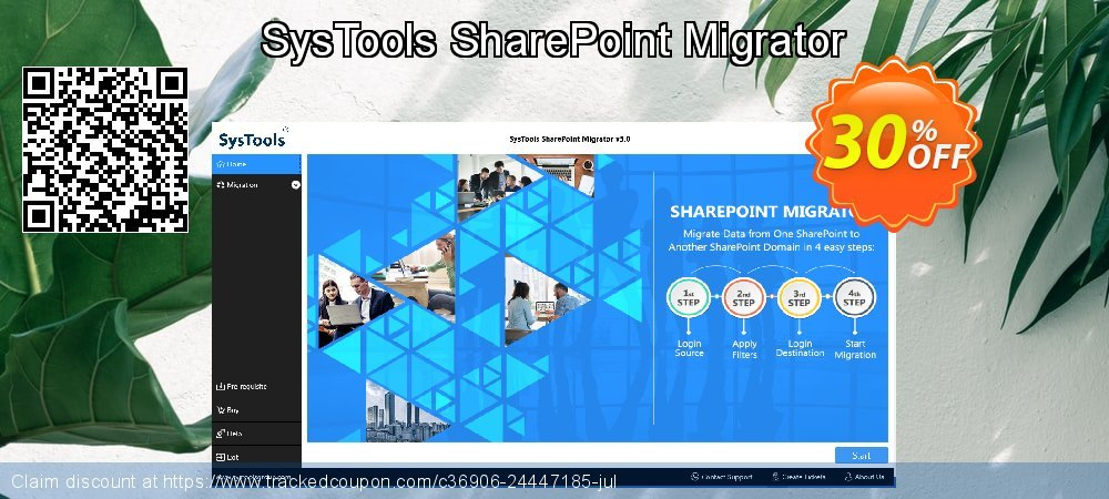 SysTools SharePoint Migrator coupon on Eid al-Adha deals