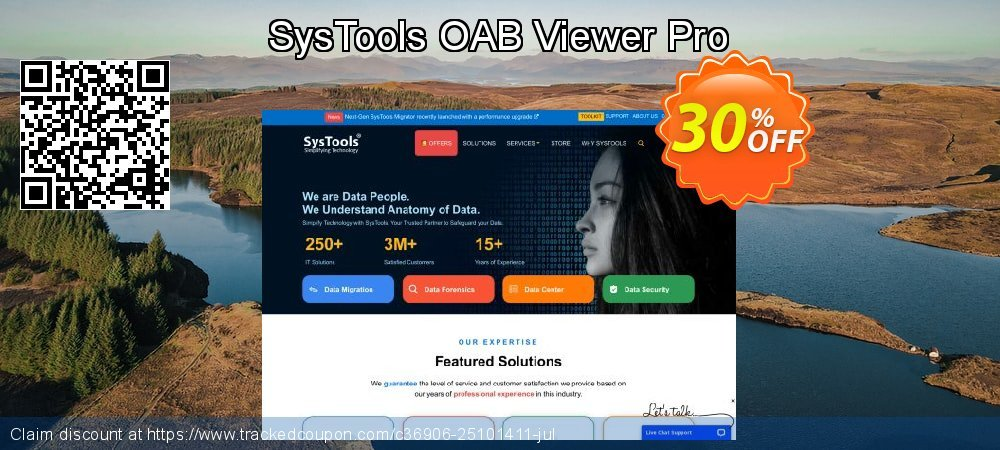 SysTools OAB Viewer Pro coupon on Video Game Day promotions
