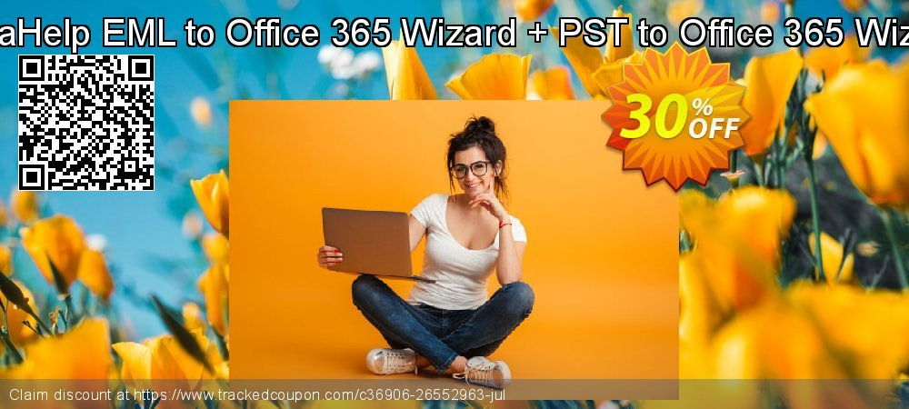 DataHelp EML to Office 365 Wizard + PST to Office 365 Wizard coupon on Talk Like a Pirate Day super sale