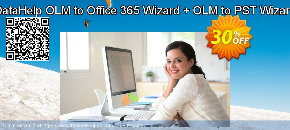 DataHelp OLM to Office 365 Wizard + OLM to PST Wizard coupon on Talk Like a Pirate Day offering sales