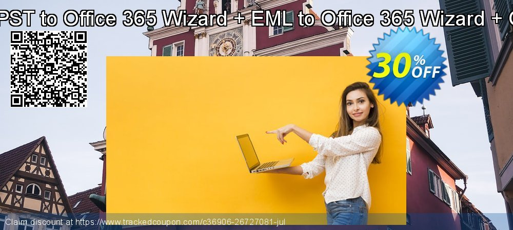 Special Offer - DataHelp PST to Office 365 Wizard + EML to Office 365 Wizard + OLM to Office 365 Wizard coupon on University Student offer sales
