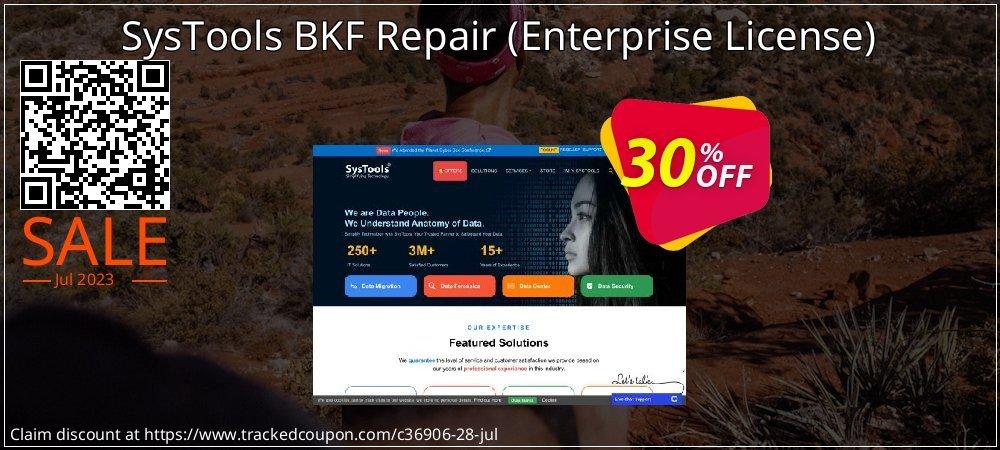Get 15% OFF BKF Repair - Enterprise License promotions