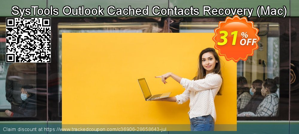Claim 20% OFF SysTools Outlook Cached Contacts Recovery - Mac Coupon discount June, 2020