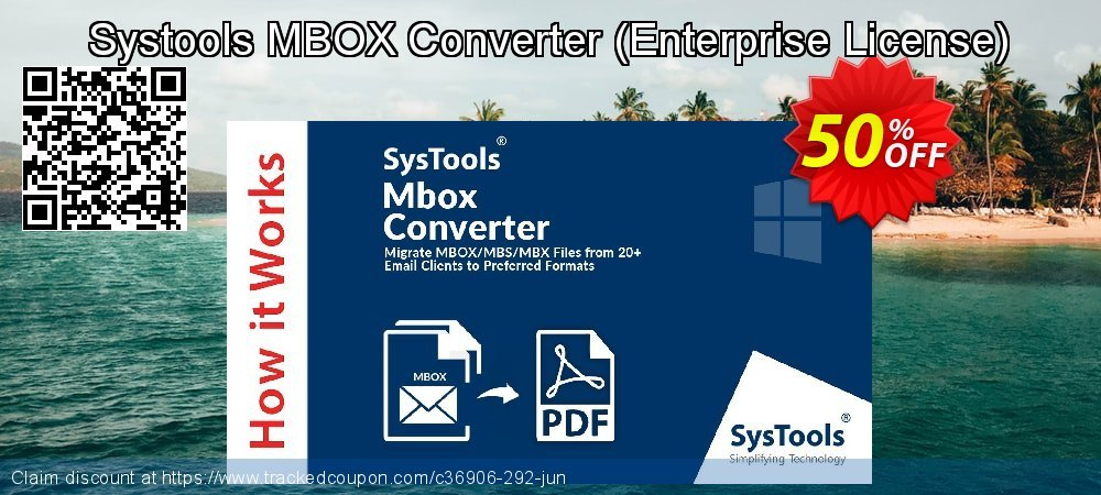Systools MBOX Converter - Enterprise License  coupon on Thanksgiving deals