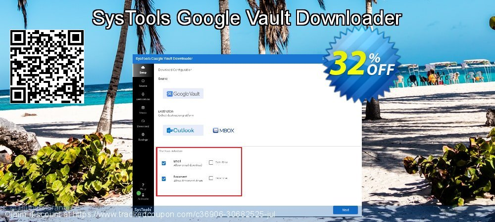 Claim 32% OFF SysTools Google Vault Downloader Coupon discount August, 2020