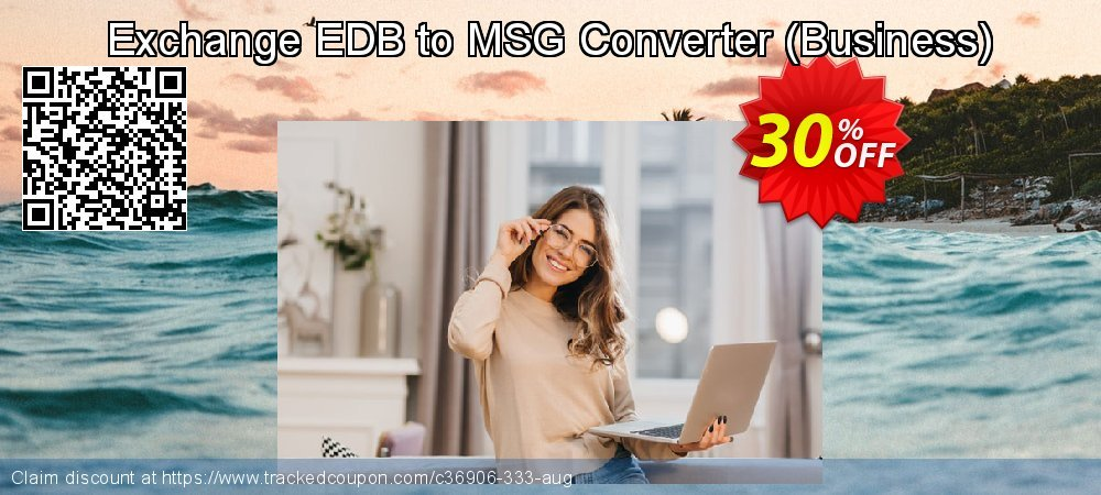Exchange EDB to MSG Converter - Business  coupon on Mid-year offering discount