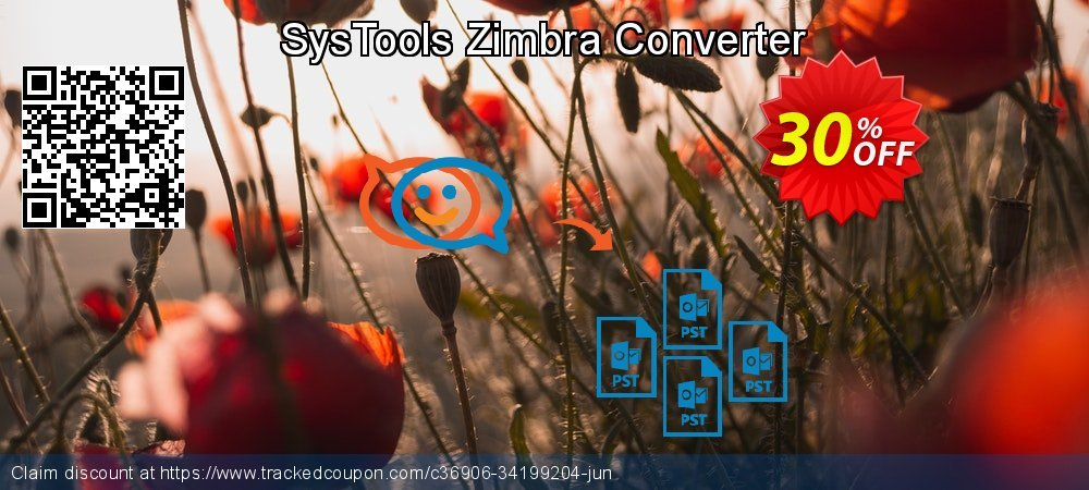 Claim 30% OFF SysTools Zimbra Converter Coupon discount June, 2021