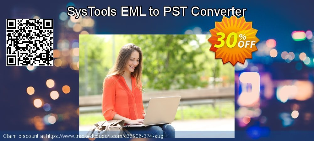 SysTools EML to PST Converter coupon on Thanksgiving offer