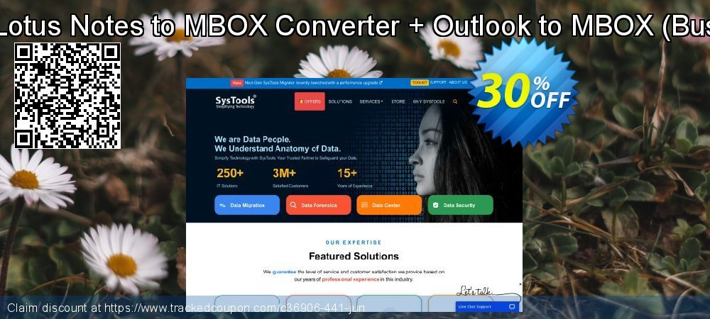 Bundle Offer - Lotus Notes to MBOX Converter + Outlook to MBOX - Business License  coupon on Black Friday super sale