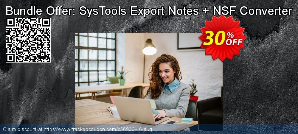 Bundle Offer - Export Notes + NSF Converter coupon on New Year's Day promotions