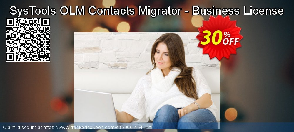 SysTools OLM Contacts Migrator - Business License coupon on 4th of July discounts