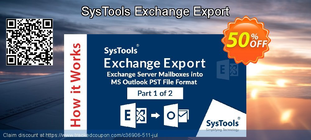 SysTools Exchange Export coupon on Emoji Day sales