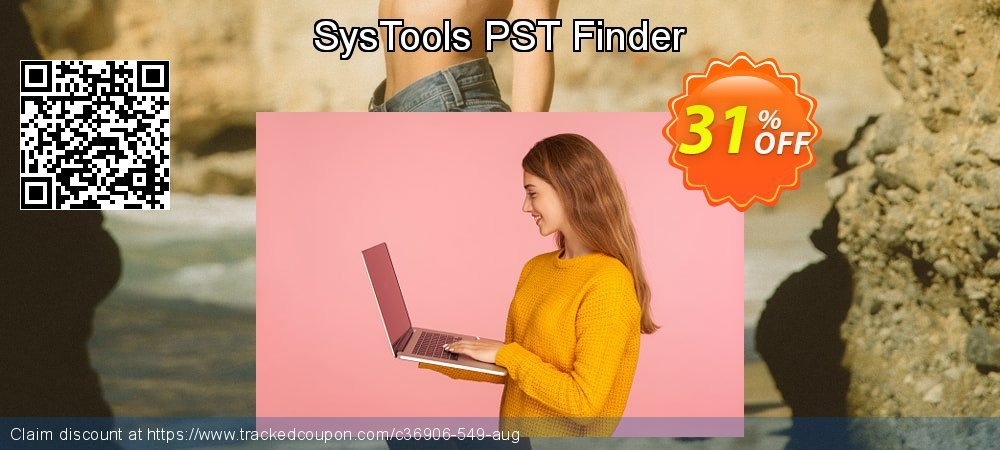 SysTools PST Finder coupon on Summer offer