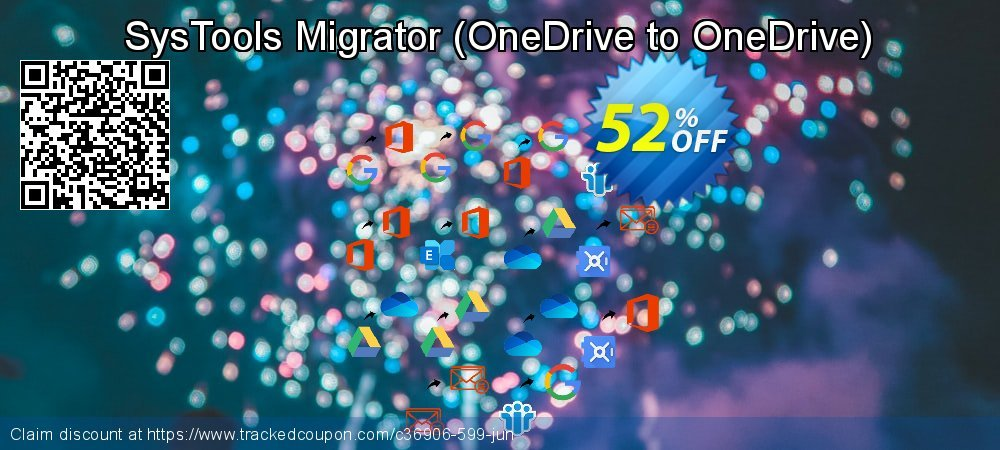 SysTools Migrator - Office 365 to Office 365  coupon on Spring deals