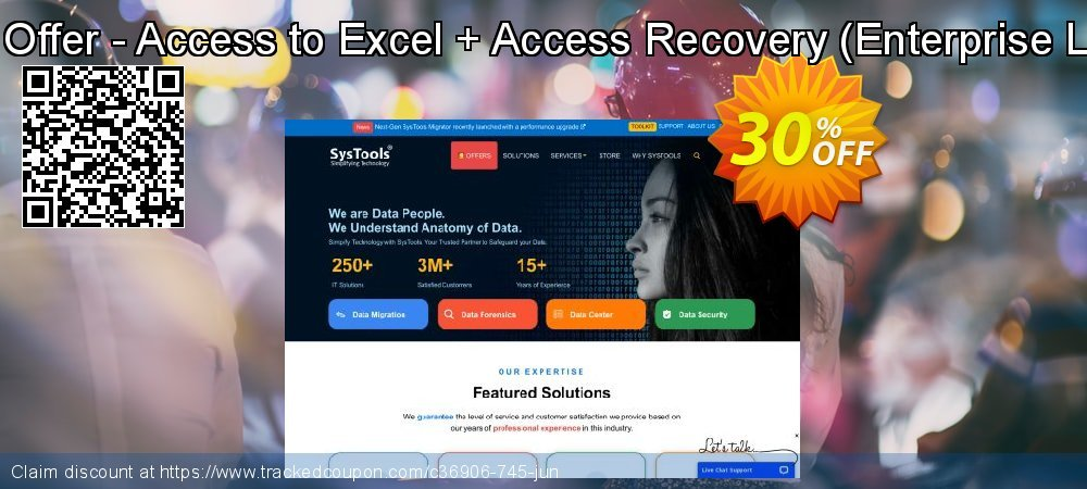 Bundle Offer - Access to Excel + Access Recovery - Enterprise License  coupon on New Year's eve offering sales