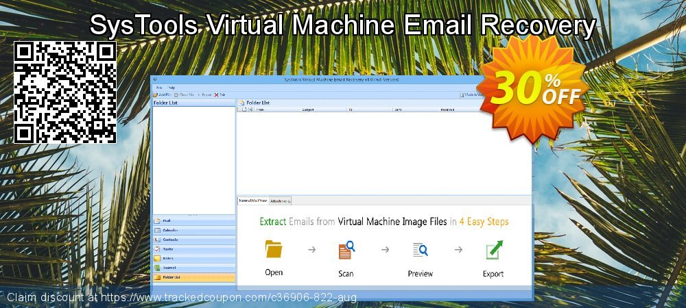 SysTools Virtual Machine Email Recovery coupon on World Teachers' Day promotions