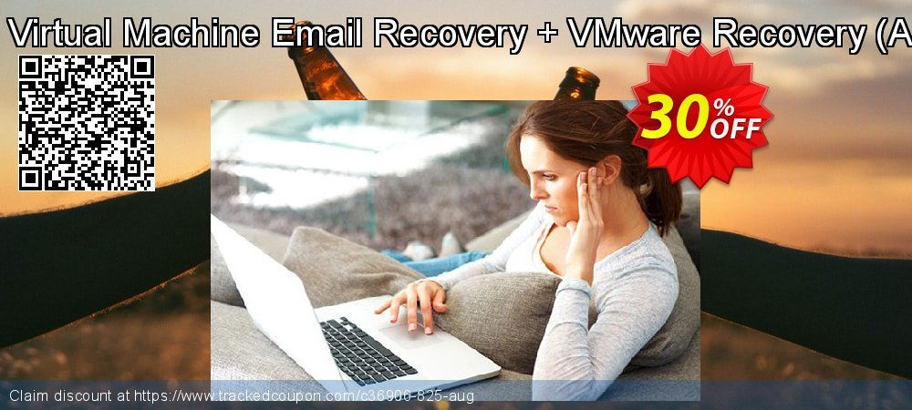 Get 30% OFF Bundle Offer - Virtual Machine Email Recovery + VMware Recovery (Admin License) offering sales