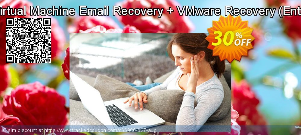 Bundle Offer - Virtual Machine Email Recovery + VMware Recovery - Enterprise License  coupon on National Pumpkin Day offering discount