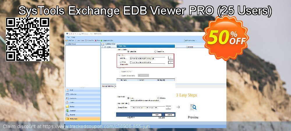 Get 15% OFF Exchange EDB Viewer Pro - 25 Users offering deals