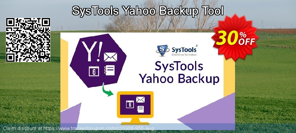 SysTools Yahoo Backup Tool coupon on National Bikini Day offering discount
