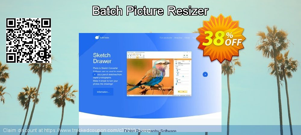 Batch Picture Resizer coupon on Valentines Day deals