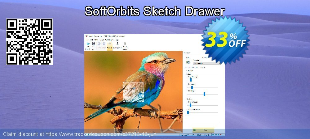 Get 30% OFF Sketch Drawer promotions