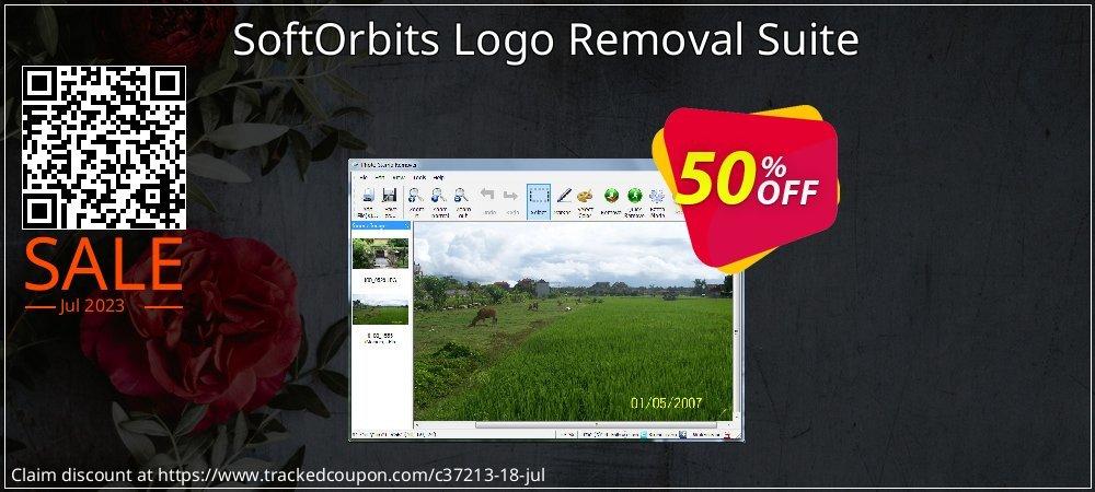 Logo Removal Suite coupon on Valentine Week sales