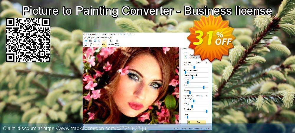Get 30% OFF Picture to Painting Converter - Business license offering sales