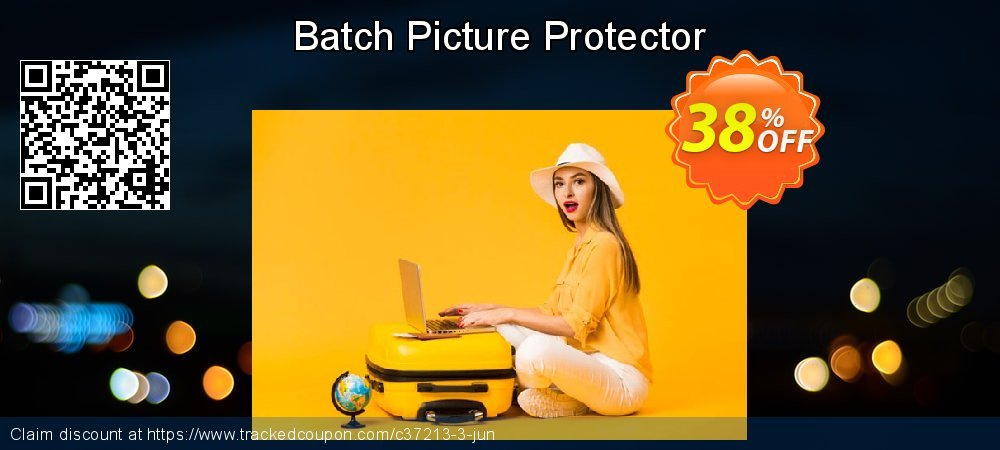 Batch Picture Protector coupon on April Fool's Day offering sales