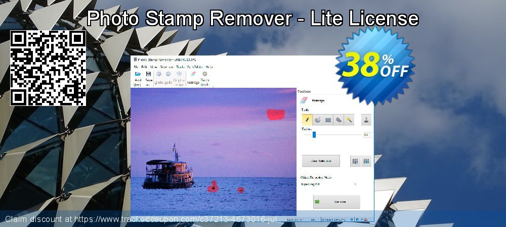 Get 30% OFF Photo Stamp Remover - Lite License discount