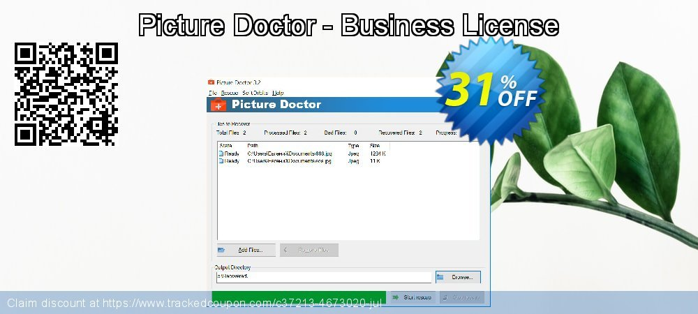Claim 31% OFF Picture Doctor - Business License Coupon discount February, 2020