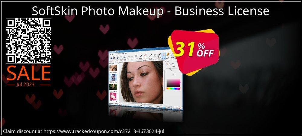 Get 30% OFF SoftSkin Photo Makeup - Business License offering sales