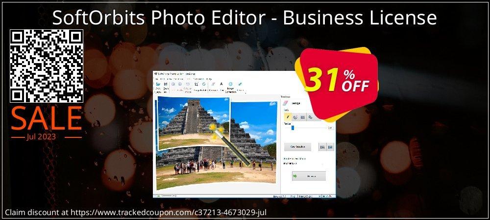 Get 30% OFF SoftOrbits Photo Editor - Business License deals