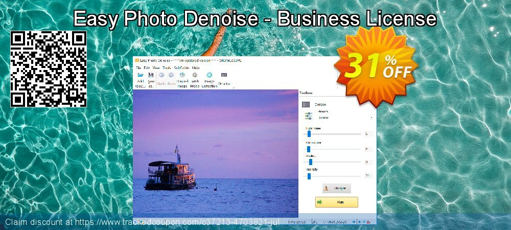 Easy Photo Denoise - Business License coupon on April Fool's Day sales