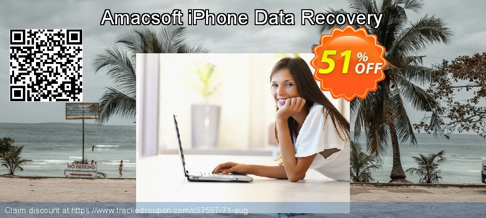 Claim 50% OFF Amacsoft iPhone Data Recovery Coupon discount March, 2019