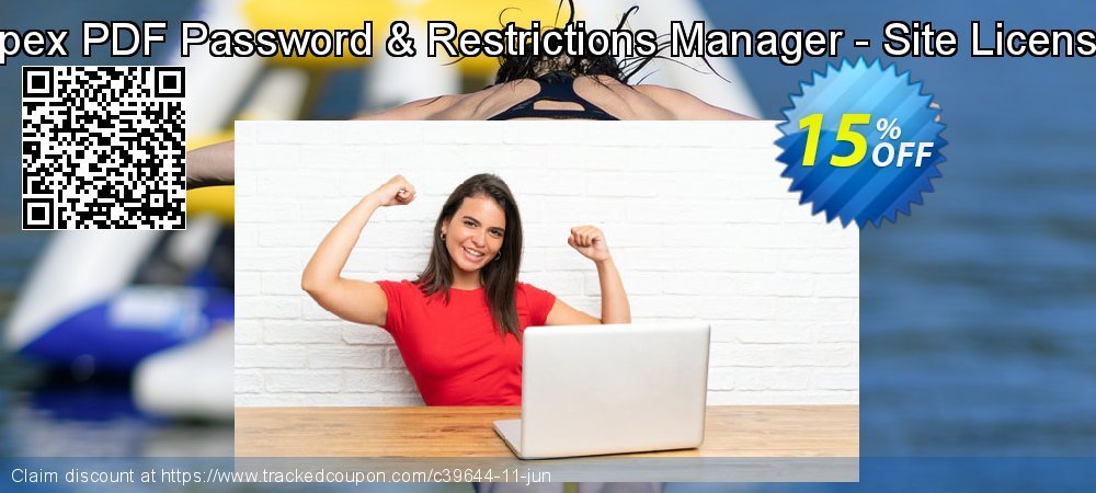 Get 15% OFF Apex PDF Password & Restrictions Manager - Site License promo