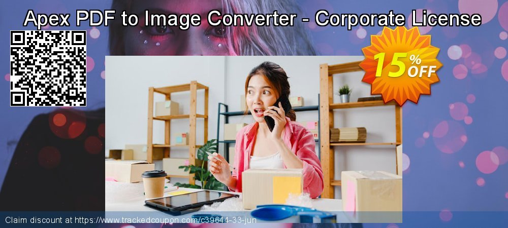 Apex PDF to Image Converter - Corporate License coupon on Back to School season discount