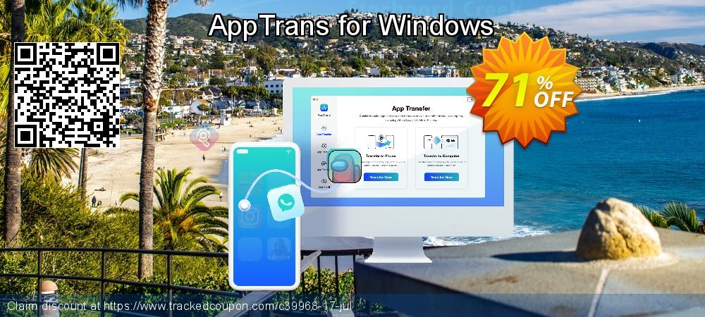 AppTrans for Windows coupon on Coffee Day super sale
