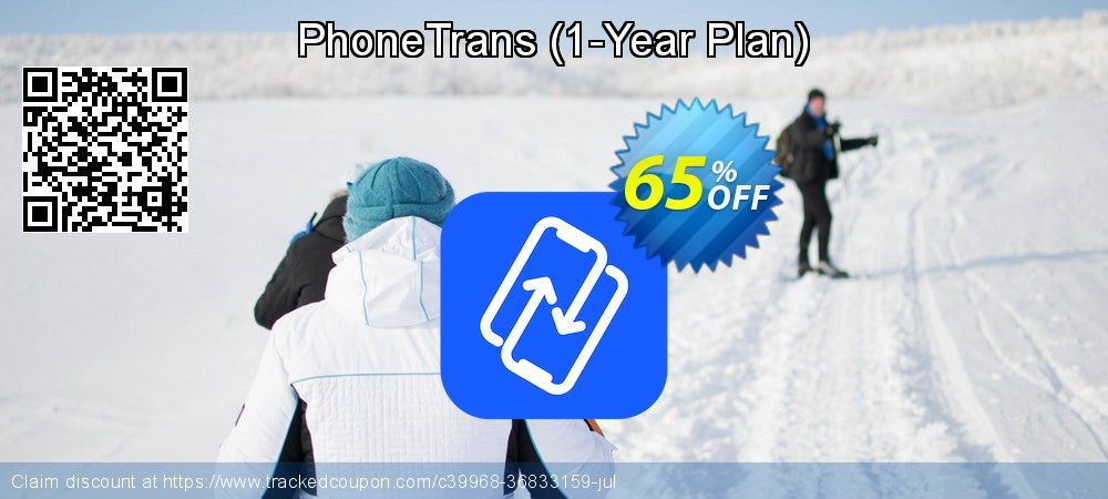 PhoneTrans - 1-Year Plan  coupon on Halloween sales