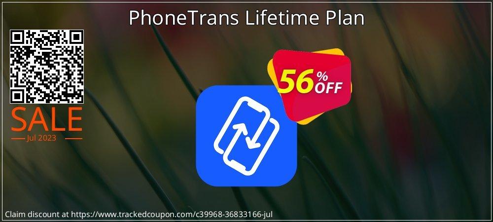 PhoneTrans Lifetime Plan coupon on National Pumpkin Day discounts