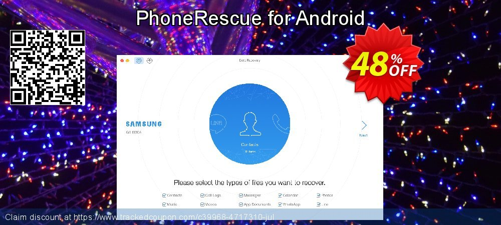 Claim 31% OFF PhoneRescue for Android Coupon discount July, 2020