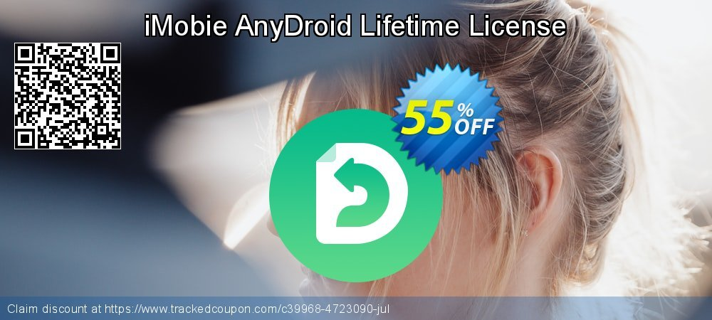 AnyTrans for Android Lifetime coupon on Easter promotions