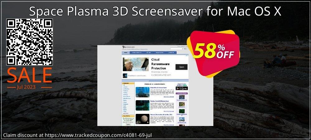 3d screensaver mac