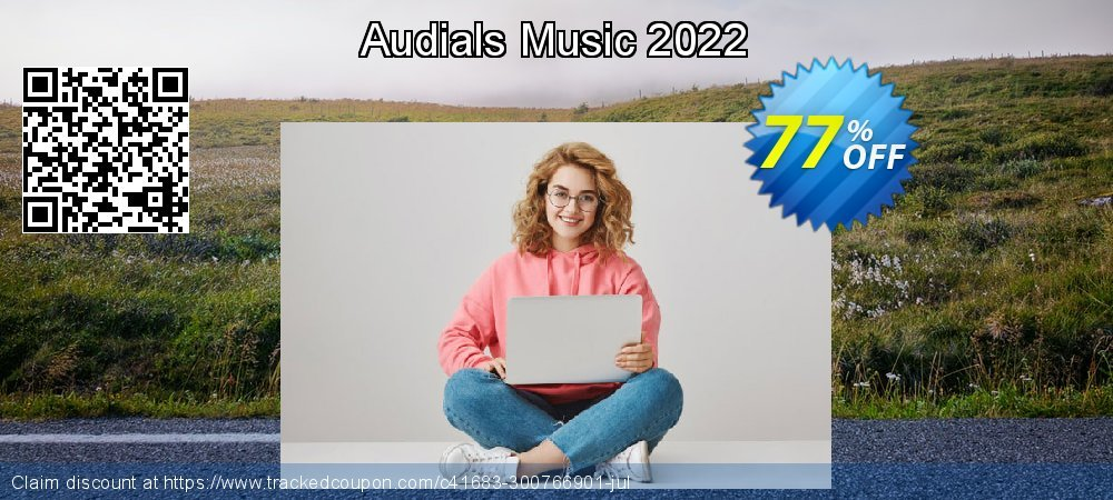Get 63% OFF Audials Music 2021 promo sales