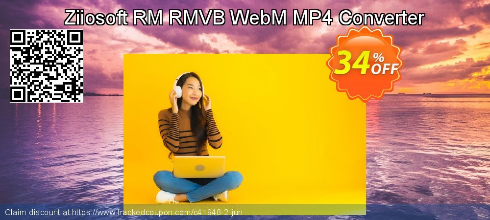 Get 30% OFF Ziiosoft RM RMVB WebM MP4 Converter discount