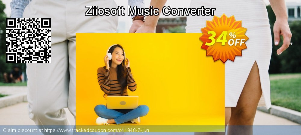 Get 30% OFF Ziiosoft Music Converter promo sales